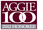 Aggie 100 - 2012 Honoree